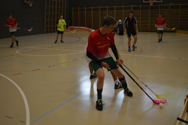 Sportanlass: Unihockey-Training